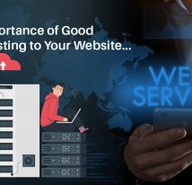 The importance of good web hosting to your website (1)